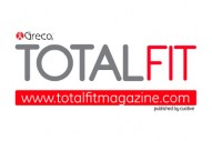 Total Fit Magazine (print spread)